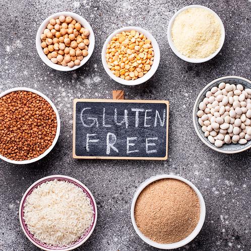 Gluten Free One Month Menu