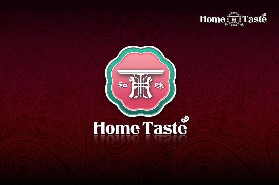 HomeTaste Visual Identity