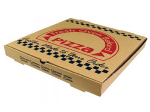 38 X 38 X 4 Pizza Kutusu TST Mikro