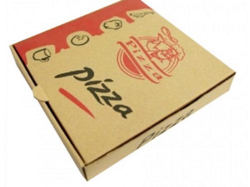25 X 25 X 4 Pizza Kutusu TST Mikro