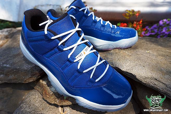 Blue Snakeskin Shoes