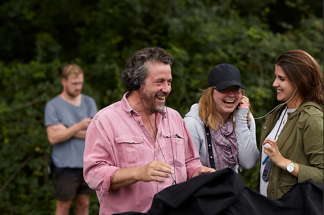 Dominic Dromgoole, Making Noise Quietly, Open Palm Films