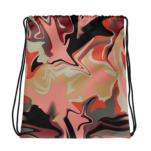 Drawstring Bag - Melt