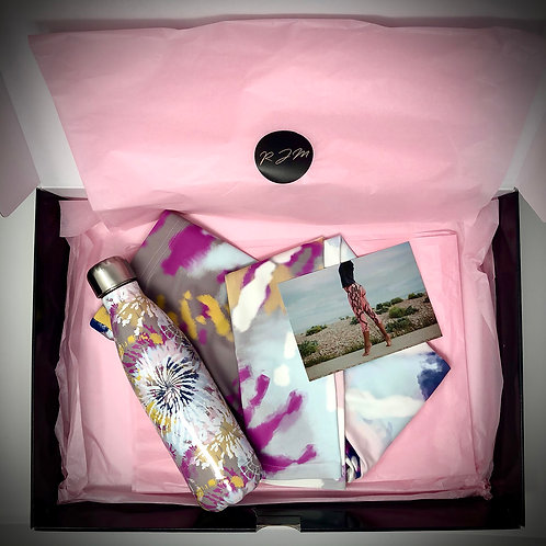 Activewear Gift Set -  Leggings and Water Bottle Gift Set