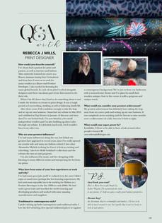 The Cheshire Magazine 2 Interview