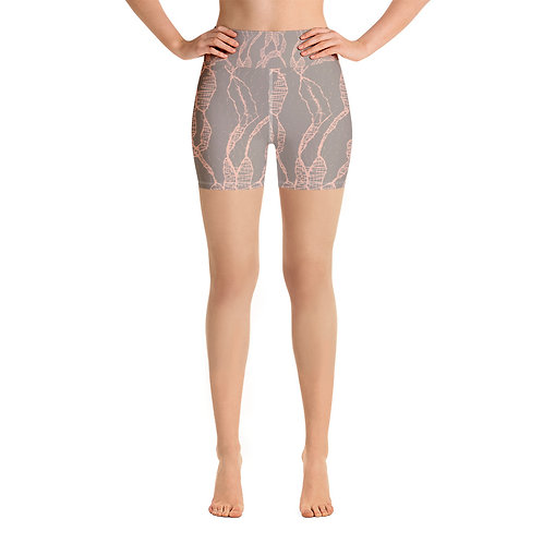 Yoga Shorts - Delicate 2