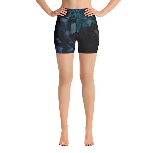 Yoga Shorts - Botanic