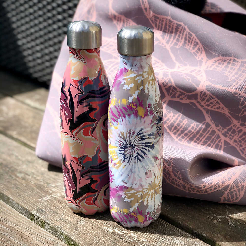 Rebecca J Mills Reusable Water Bottle