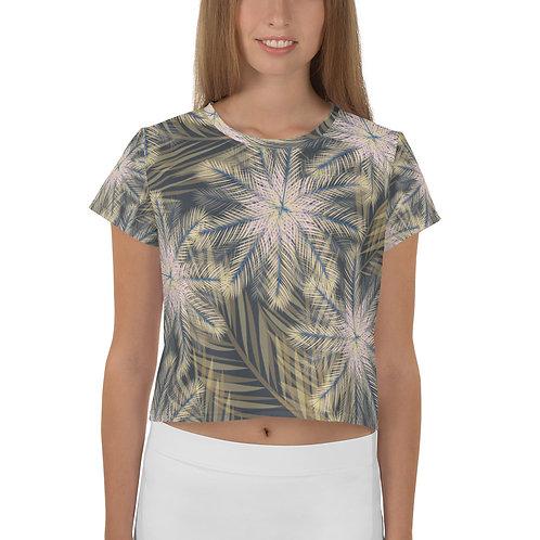 Crop T-shirt - Breeze