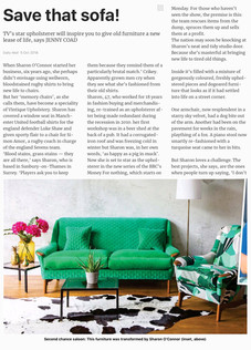 Vintique_upholstery Daily Mail 1