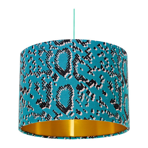 Scaled 1 Woven - Lampshade