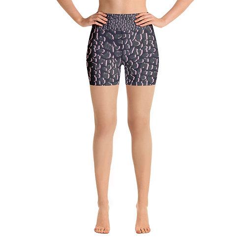 Yoga Shorts - Magic - Grey