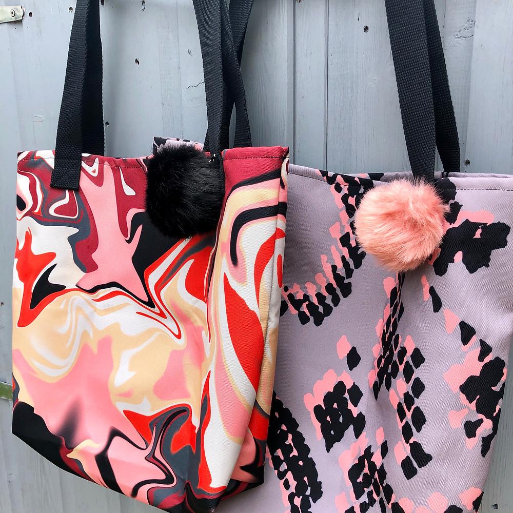 Rebecca J Mills Tote Bags