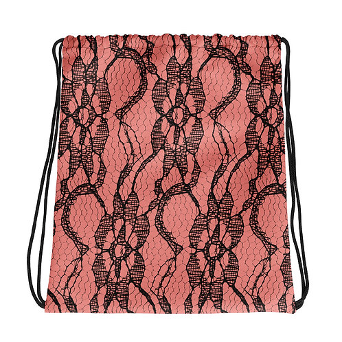 Drawstring Bag - Delicate 2
