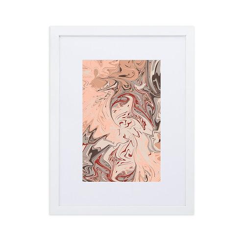 Framed Print - Baked