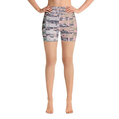 Yoga Shorts - Block