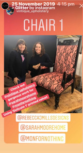 Money For Nothing - Vintique Upholstery