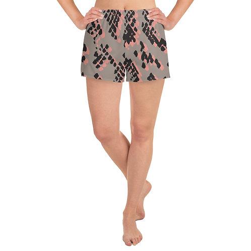 Ladies Athletic Shorts - Scaled 2