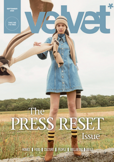 Velvet Magazine Activewear Feature