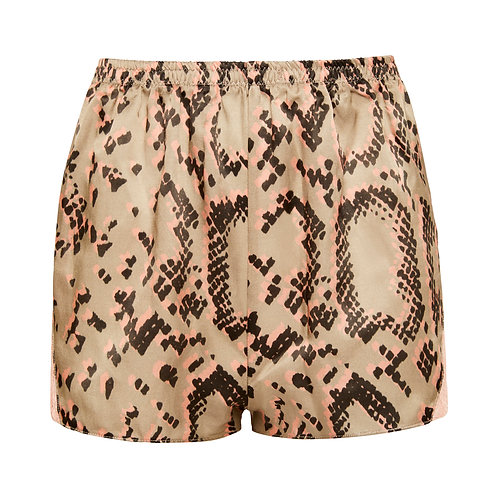Shorts Silk Cotton Mix - Scaled 2 Print