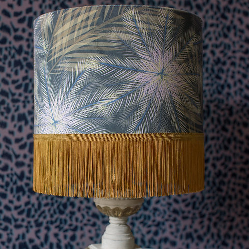 Breeze Fringed - Lampshade