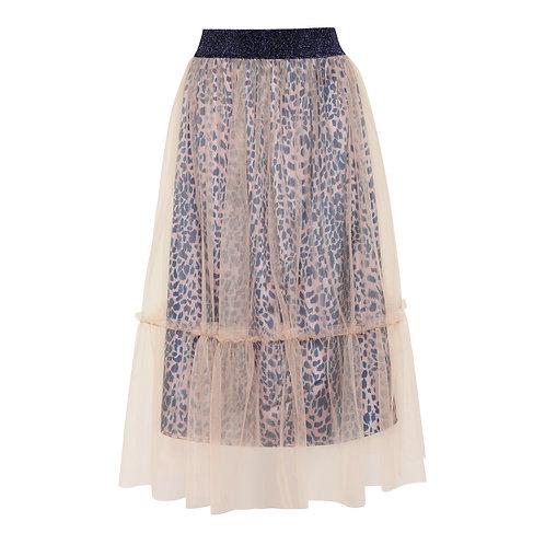Tulle Skirt - Magic Print