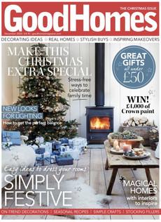 Good Home Magazine Cover
