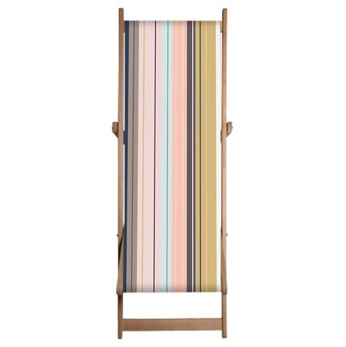 Simply - Single Deckchair