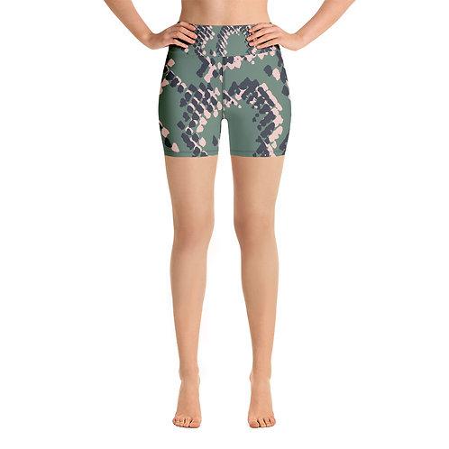 Yoga Shorts - Scaled 1