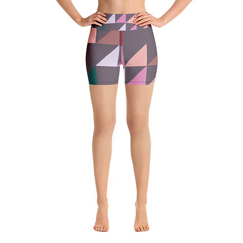 Yoga Shorts - Chance