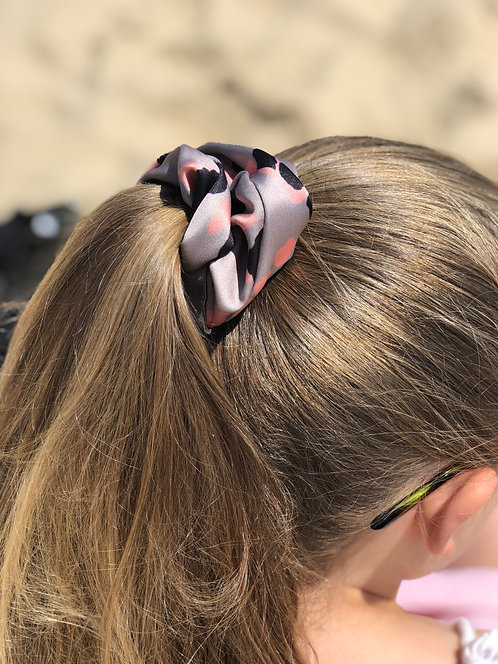 Satin Scrunchies set of 2