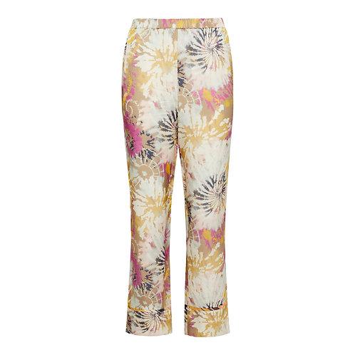 Pyjama Bottoms Silk Cotton Mix - Dream Print
