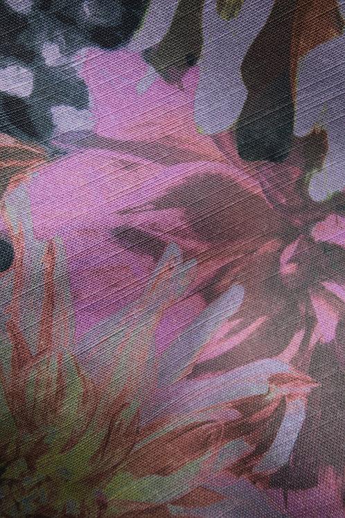 Botanic Light - Luxury Cotton Linen Fabric