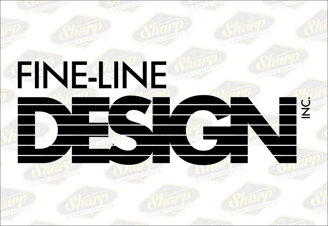Fine Line design logo