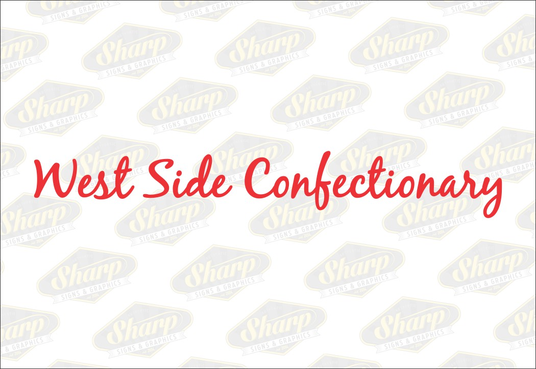 West Side Confectionery logo