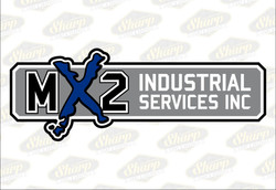 MX2 Industrial Services logo