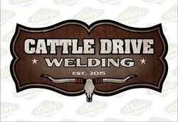 Cattle Drive Welding logo