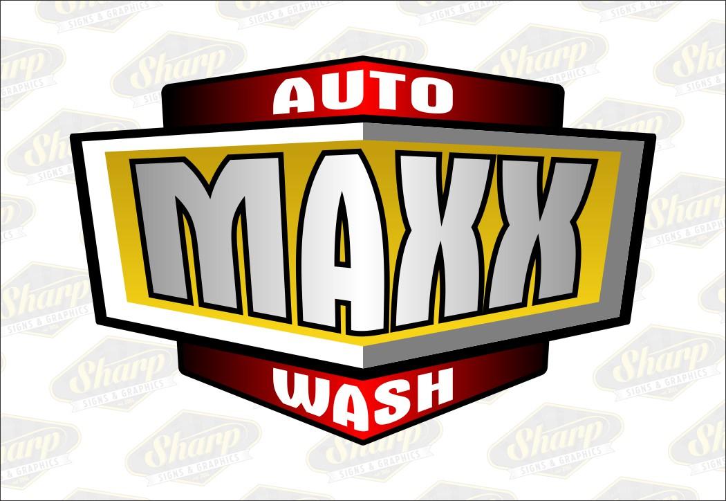 Auto Maxx Wash logo
