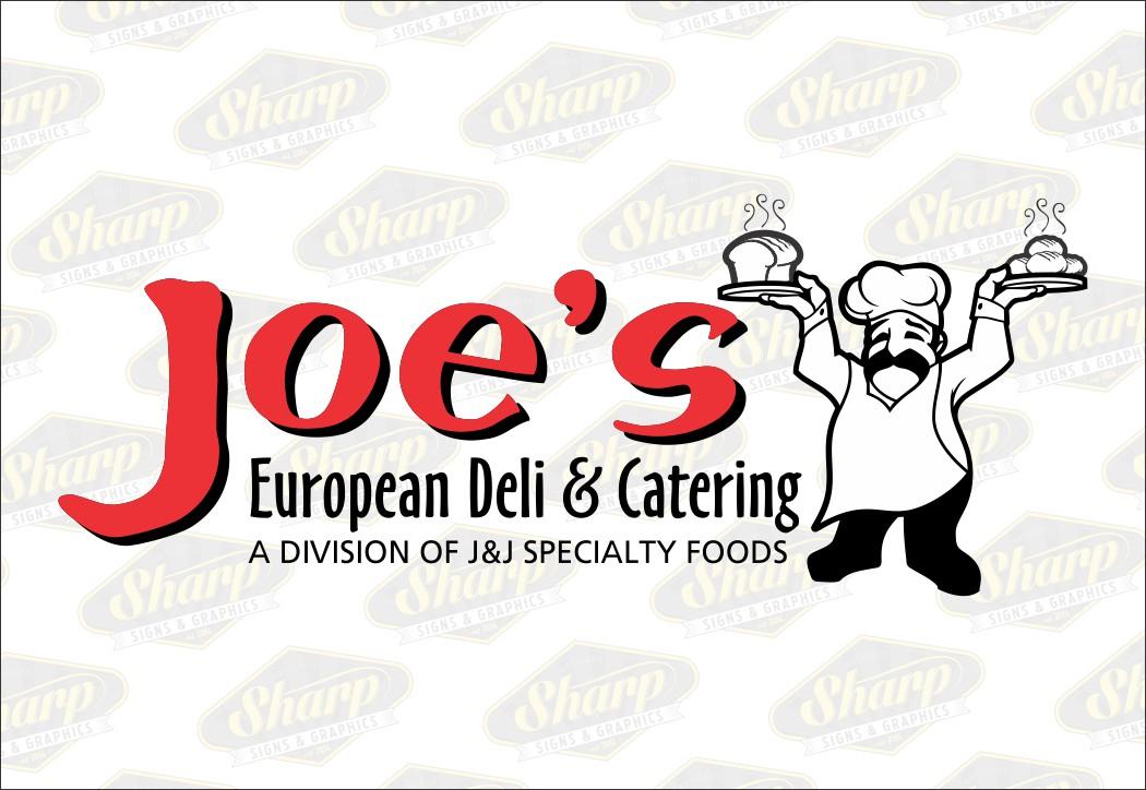 Joe's Deli logo