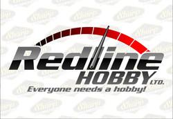 Redline Hobby logo