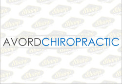 Avord Chiropractic logo