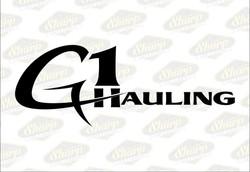 G1 Hauling