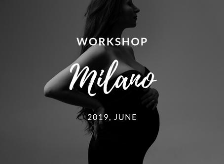 Workshop Fotografia di Gravidanza: Nuova Data Disponibile!