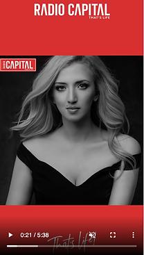 Donatella Nicolini Radio Capital intervi