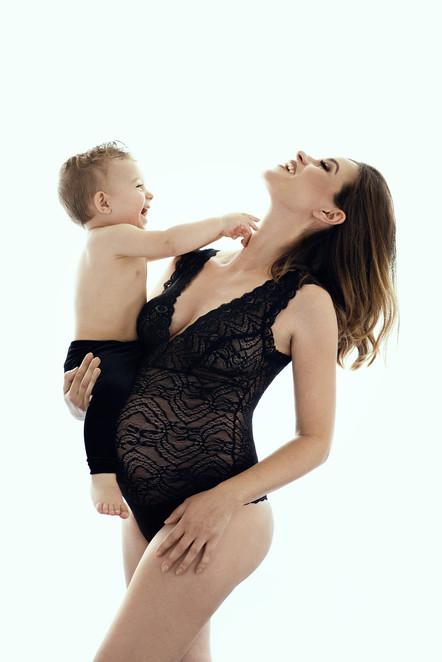 Fotografia gravidanza donatella nicolini