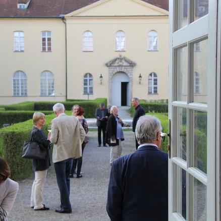Eingang Innenhof (Nordflügel)