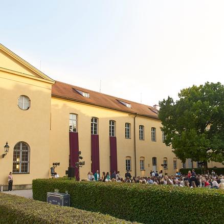 Innenhof (Nordflügel)