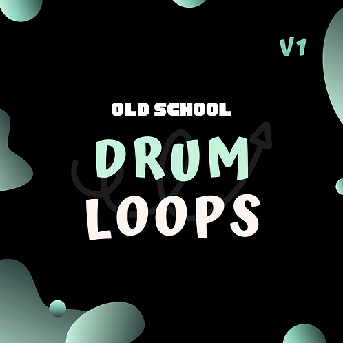 Old School Drum Loops - V1