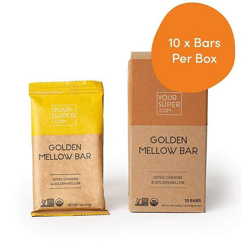 Your Super - Golden Mellow Bar Pack (10 Bars)