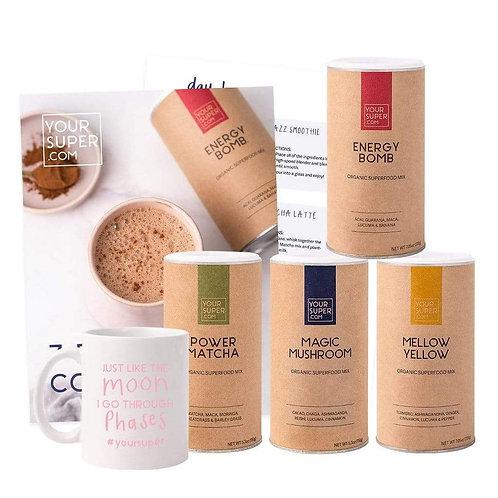 Your Super - QUIT COFFEE BUNDLE - Reduceer je inname van cafeïne